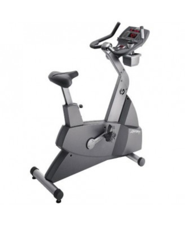 Life Fitness 95Ci Upright Bike USED