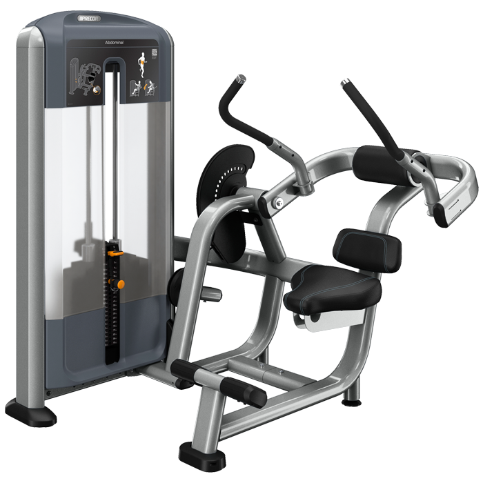 Precor Selectorized Abdominal USED