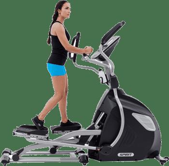 Spirit Fitness XE895 elliptical trainer