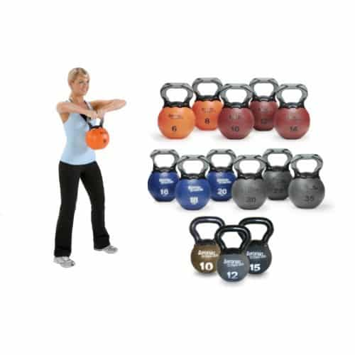 Aeromat Elite Kettlebell Medicine Ball