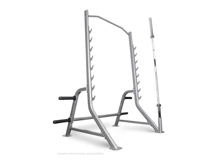 Bodycraft F460 Squat Rack Half Cage