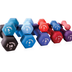 CAP Neoprene dumbbells