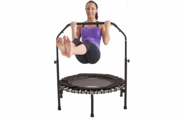 JumpSport Fitness Trampoline Exercise Handle Bar