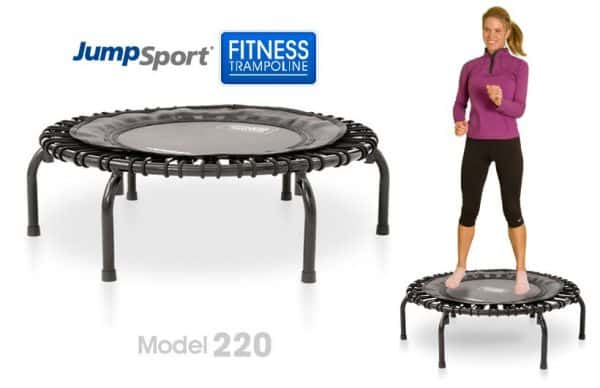 JumpSport Model 220 Fitness Trampoline