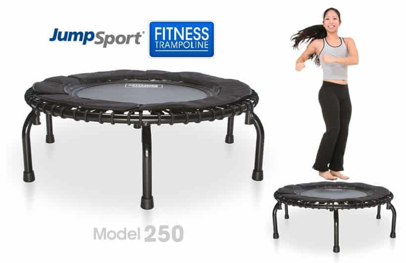 JumpSport Model 250 Fitness Trampoline