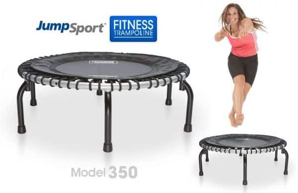 JumpSport Model 350 Fitness Trampoline