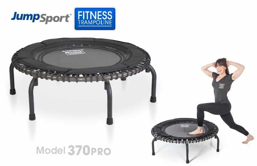 JumpSport Model 370 PRO Fitness Trampoline