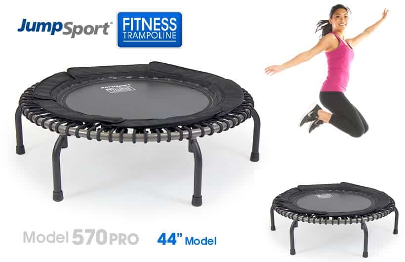 JumpSport Model 570 PRO Fitness Trampoline
