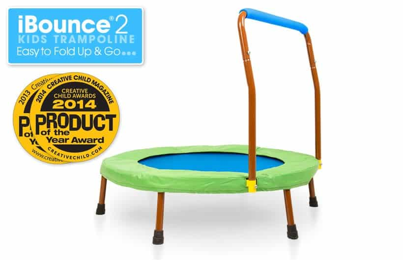 JumpSport iBounce® 2 Kids Trampoline