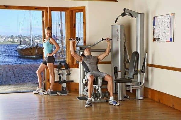 On-Line 1450 Big Gym - Small Space