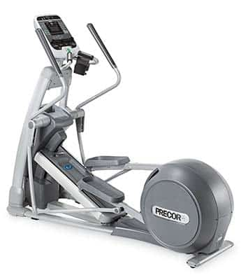 Precor 576i Premium Commercial Series Elliptical Fitness Crosstrainer USED