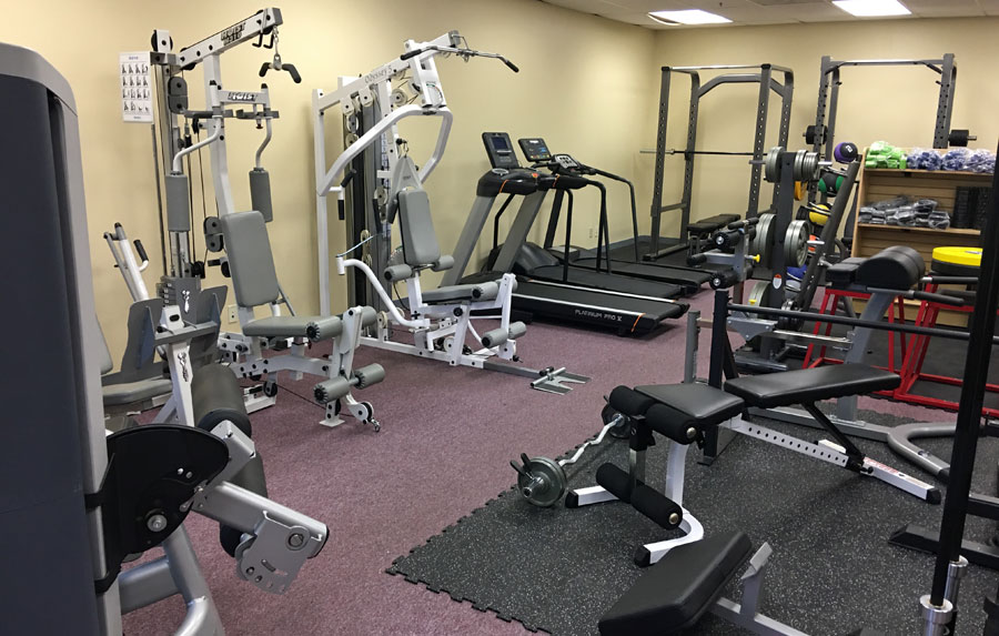 Tour the RX Fitness Outlet Center