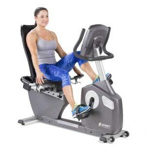 Spirit Fitness XBR55 Fitness Bike