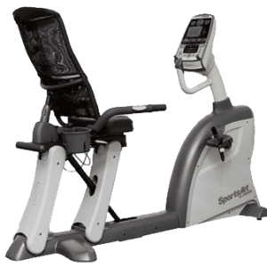 SportsArt Recumbent Cycle C532R