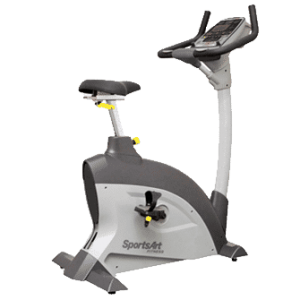 SportsArt Upright Cycle C532U