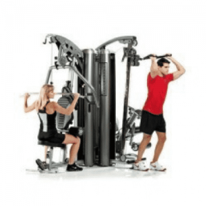 TuffStuff Apollo-7300 3-Station Multi Gym System