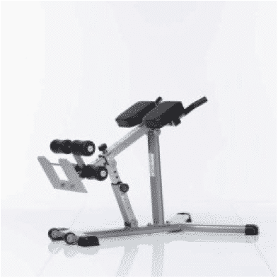 TuffStuff CHE-340 Adjustable Hyper Extension Bench – Evolution Series