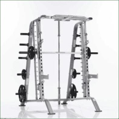 TuffStuff CSM-600 Basic Smith/Half Cage Combo – Evolution Series