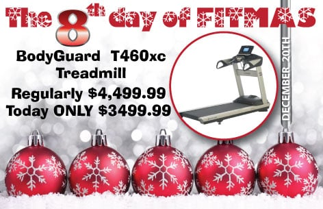 8th Day of Fitmas