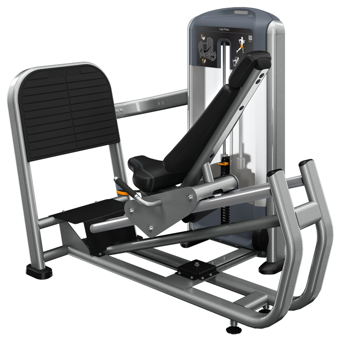 Precor Discovery Series LegPress USED