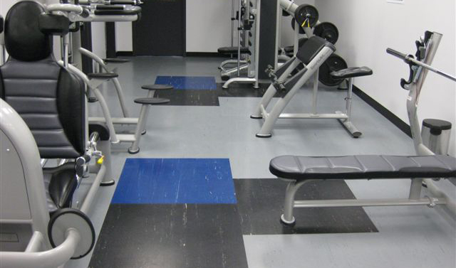 Home gym flooring is as vital to exercise as the weight in your hand