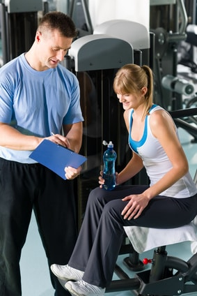 Creating a personal fitness plan