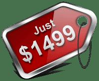 Spirit Fitness XE295 Elliptical Trainer is $1499