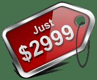 TRUE PS300 Treadmill is $2999.