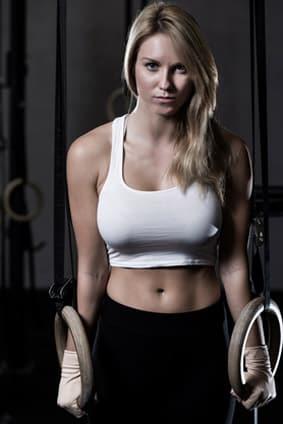 Entraînements CrossFit avec anneaux