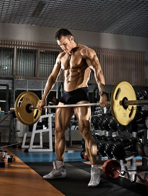 The Deadlifting Workout Rx Fitness Equipment