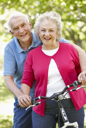 How does exercise combat aging?