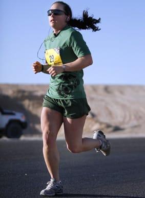 Improve running technique