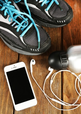 Choose music for your workout