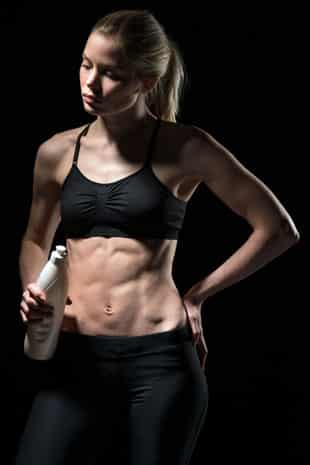The fastest way to six pack abs