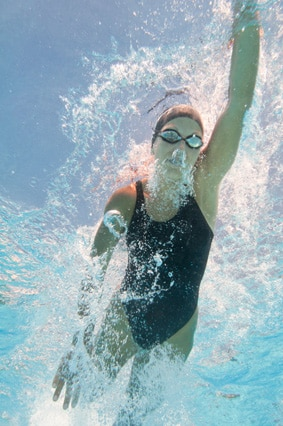Swimmers HIIT routine