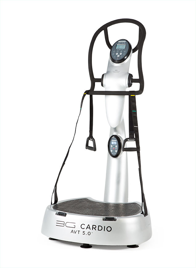 3G Cardio AVT 5.0 Vibration Machine (Store Demo Model)