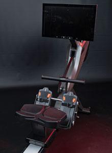 Aviron impact series rower featured