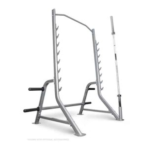Bodycraft F460 Squat Rack Half Cage