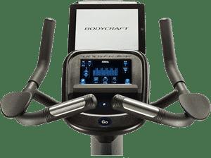 Bodycraft U1000G Upright Bike console