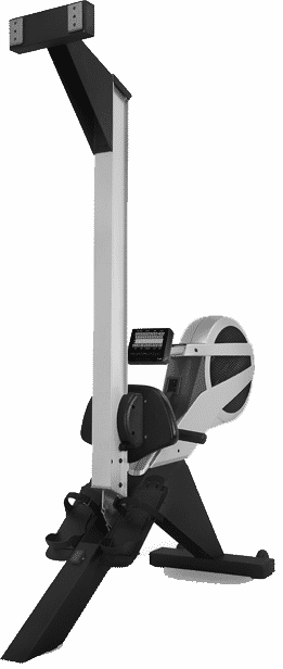 Bodycraft VR500 Pro Rowing Machine folded