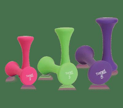 CAP Hourglass Dumbbells