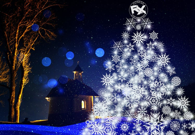 Merry Christmas from RX Fitness
