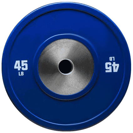 FPD Competition Plates 45 pound