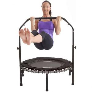 JumpSport Fitness Trampoline Exercise Handle Bar