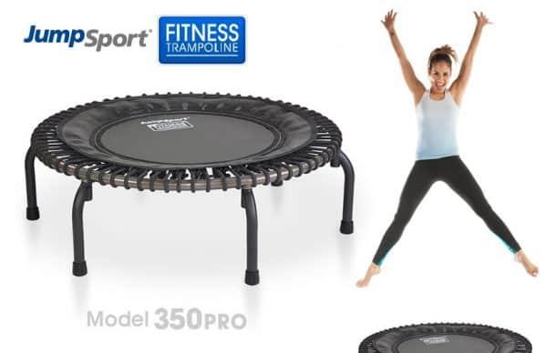 JumpSport Model 350 PRO Fitness Trampoline
