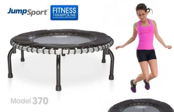 JumpSport Model 370 Fitness Trampoline
