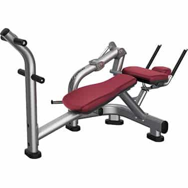 Life Fitness Ab Crunch Bench USED