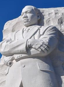 Martin Luther King, Jr. Day featured
