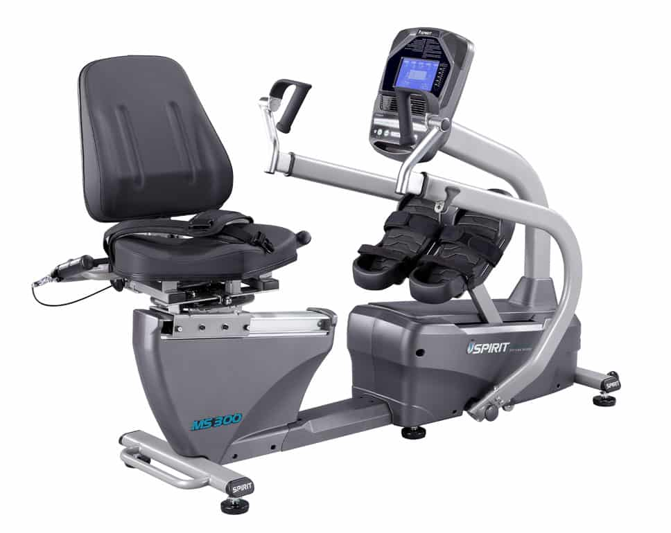 MS300 Recumbent Total Body Stepper