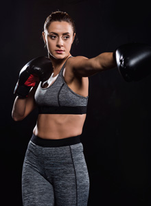 Martial Arts for fitness featured